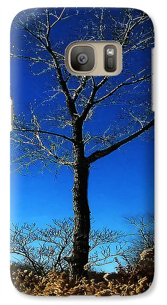 Winter Tree Galaxy S7 Case