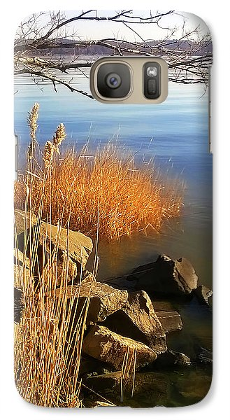 Winter Water Galaxy S7 Case