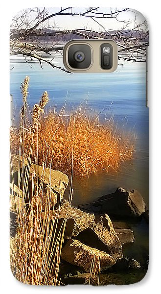 Winter Water Galaxy S7 Case