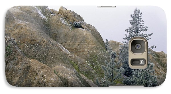Winter Wind Galaxy S7 Case by Soli Deo Gloria Wilderness And Wildlife Photography