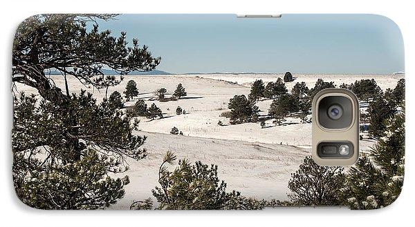 Winter Wonder Land Galaxy S7 Case