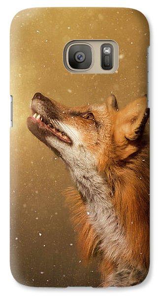 Winter Wonder Galaxy S7 Case