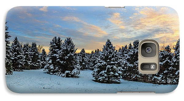 Galaxy Case featuring the photograph Winter Wonderland  by Emmanuel Panagiotakis