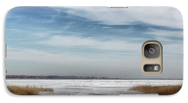 Galaxy Case featuring the photograph Winter Wonderland by Tamera James