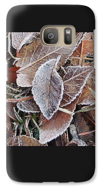 Winter's Blanket Galaxy S7 Case