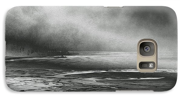Galaxy Case featuring the photograph Winter's Song by Steven Huszar