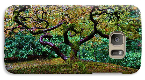 Galaxy Case featuring the photograph Wisdom Tree by Jonathan Davison