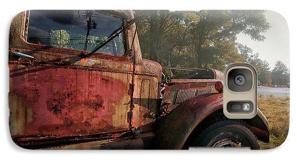 Truck Galaxy S7 Case - Wishful Thinking by Jerry LoFaro