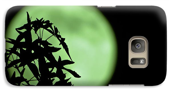 Galaxy Case featuring the photograph Witching Hour by DigiArt Diaries by Vicky B Fuller