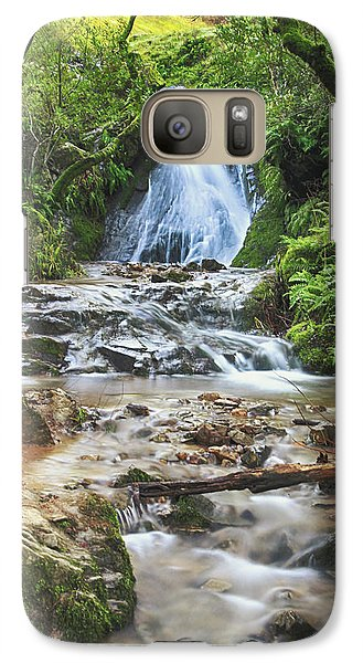 Galaxy Case featuring the photograph With All I Have by Laurie Search
