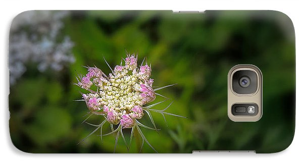 Galaxy Case featuring the photograph With All My Heart... by Brenda Bostic