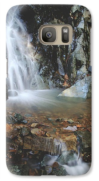 Galaxy Case featuring the photograph With Heart And Soul by Laurie Search
