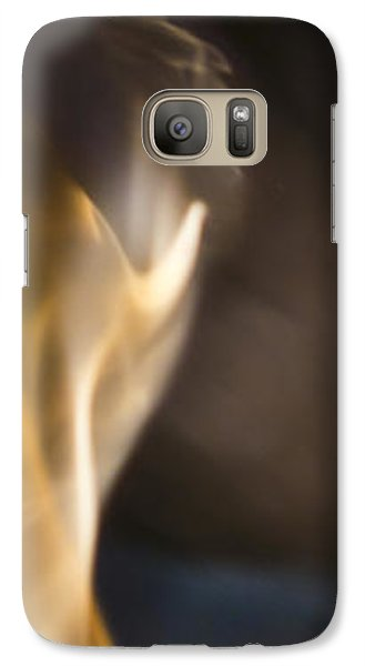 Galaxy Case featuring the photograph Witnessed by Steven Poulton