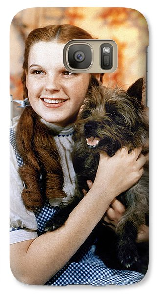 Wizard Of Oz, 1939 Galaxy S7 Case by Granger