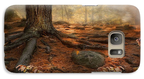 Galaxy Case featuring the photograph Wonder Always by Robin-Lee Vieira