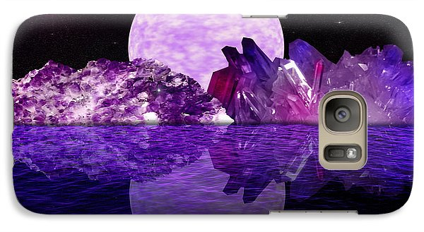Galaxy Case featuring the photograph Wonderland by Bernd Hau