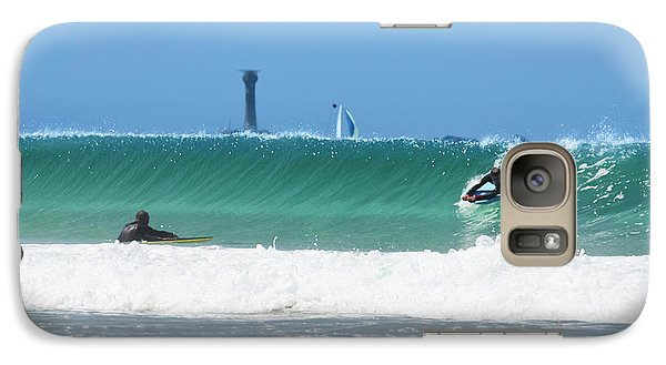 Galaxy Case featuring the photograph Wonderwall by Terri Waters