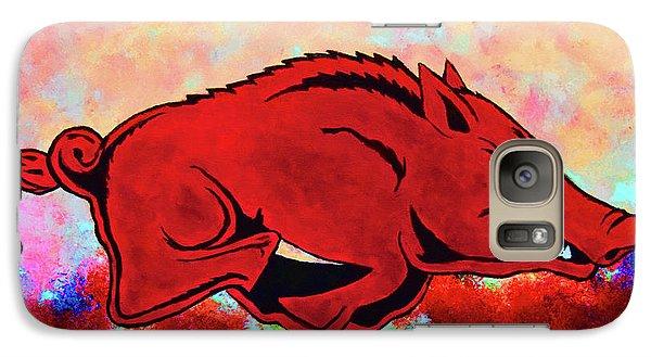 Woo Pig Sooie 3 Galaxy S7 Case