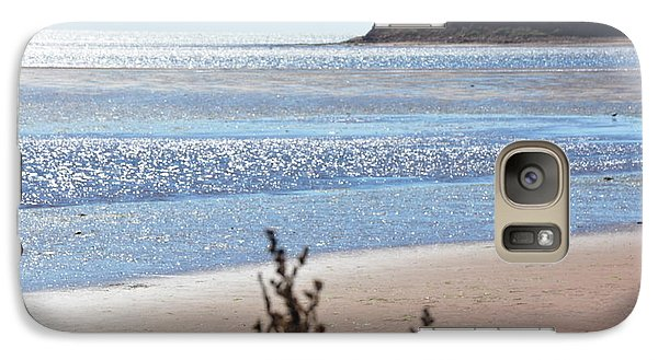 Galaxy Case featuring the photograph Wood Islands Beach by Kim Prowse