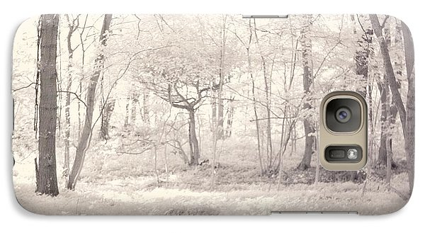 Galaxy Case featuring the photograph Woodland by Keith Elliott