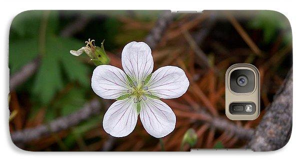 Woodland Wildflower Galaxy S7 Case