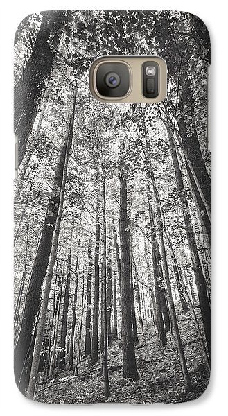 Galaxy Case featuring the photograph Woodlands by Robert Clifford