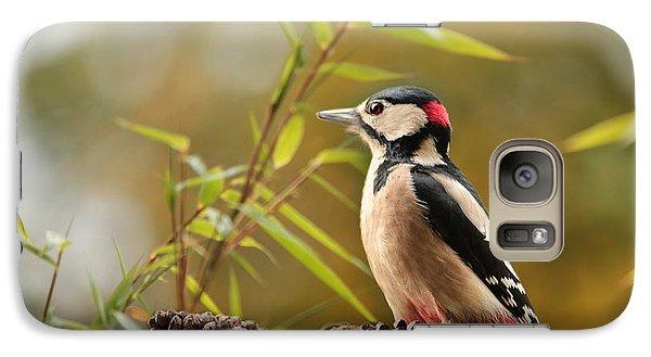 Woodpecker 3 Galaxy S7 Case