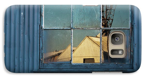 Galaxy Case featuring the photograph Work View 1 by Werner Padarin