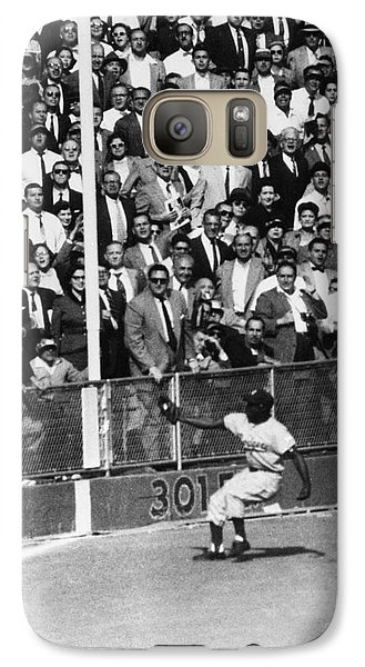 World Series, 1955 Galaxy Case by Granger