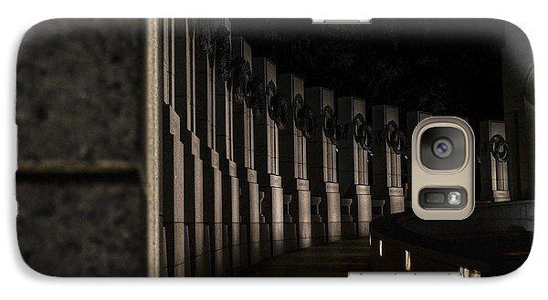 World War II Memorial Galaxy S7 Case