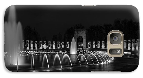 World War II Memorial Galaxy S7 Case