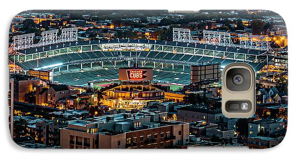 Wrigley Field From Park Place Towers Dsc4678 Galaxy S7 Case