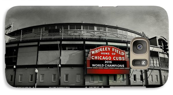 Wrigley Field Galaxy S7 Case
