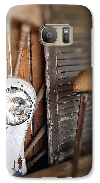 Galaxy Case featuring the photograph Wrong Turn by Olivier Calas
