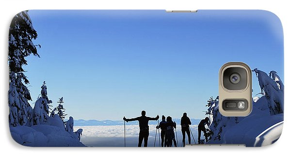 X-country Skiing  Galaxy S7 Case