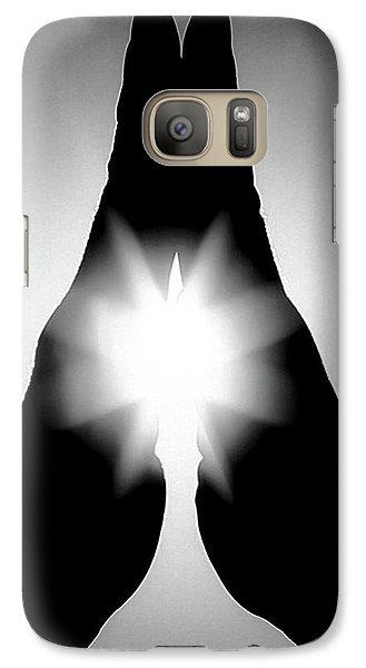 Yaoyorozu Inori Galaxy S7 Case by Tatsuya Atarashi