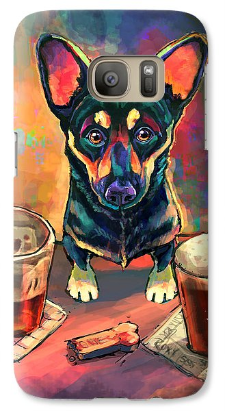 Yappy Hour Galaxy S7 Case by Sean ODaniels