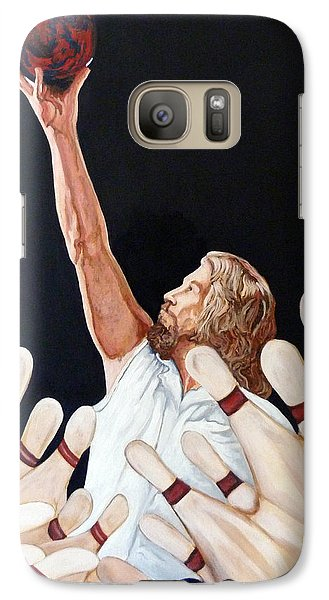 Yeah Yeah Oh Yeah Galaxy S7 Case by Tom Roderick