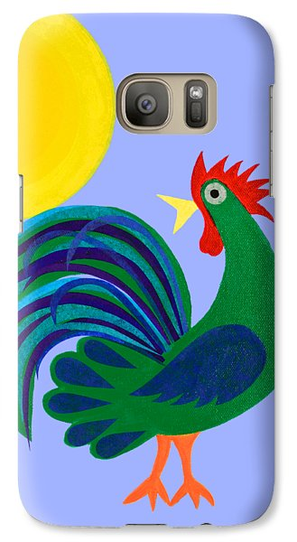 Year Of The Rooster Galaxy S7 Case