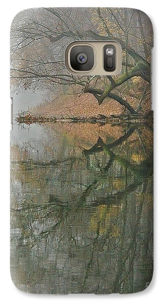 Galaxy Case featuring the photograph Yearming by Tom Cameron