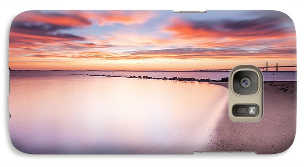 Galaxy Case featuring the photograph Yearning For More by Edward Kreis