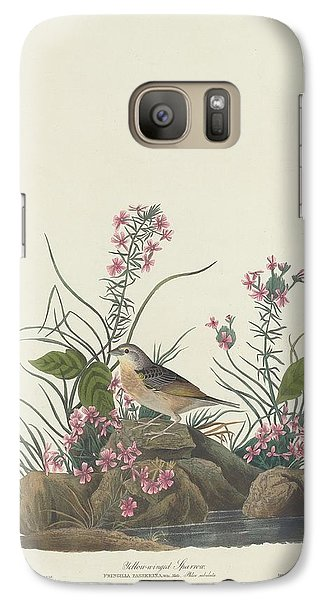 Yellow-winged Sparrow Galaxy S7 Case