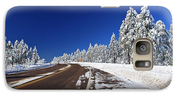 Galaxy Case featuring the photograph Yes Its Arizona by Gary Kaylor