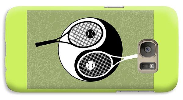 Yin Yang Tennis Galaxy S7 Case