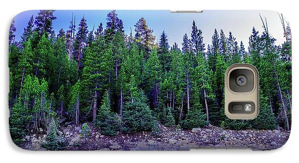 Yosemite Evening Pines Galaxy S7 Case