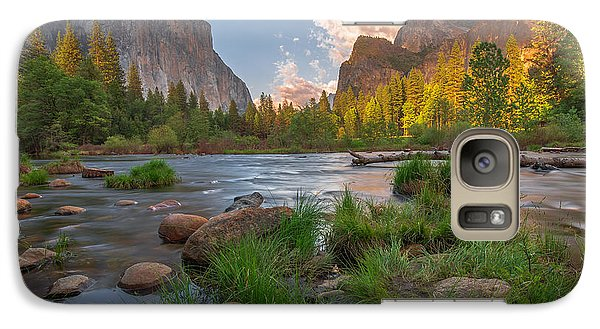 Yosemite Evening Galaxy S7 Case