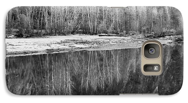 Galaxy Case featuring the photograph Yosemite  by Lora Lee Chapman