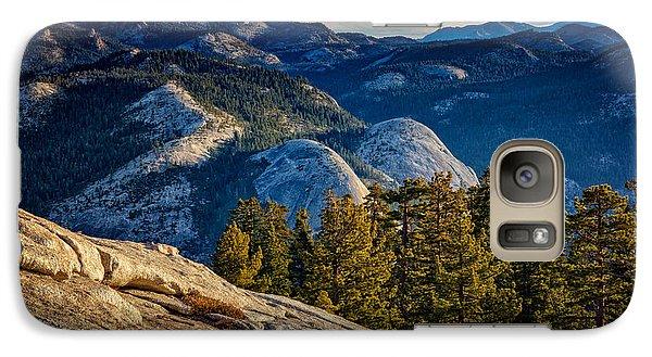 Yosemite Morning Galaxy S7 Case by Rick Berk