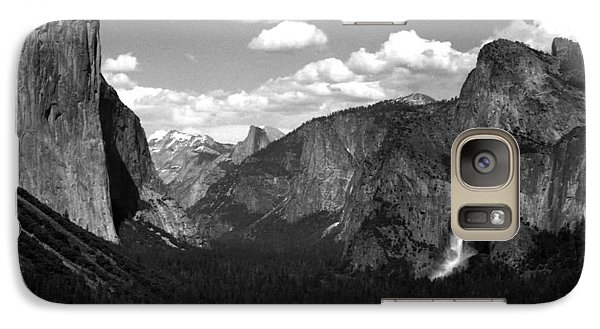 Galaxy Case featuring the photograph Yosemite National Park  by Emanuel Tanjala