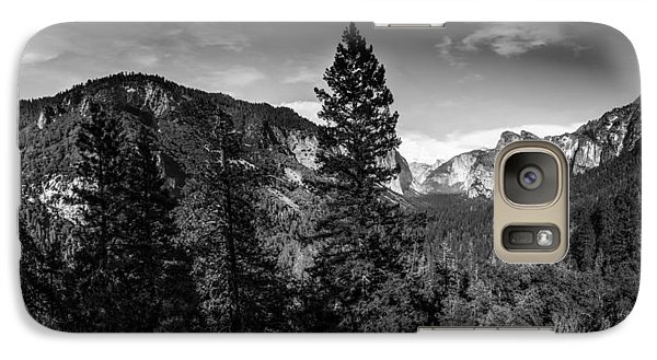 Galaxy Case featuring the photograph Yosemite by Ryan Photography